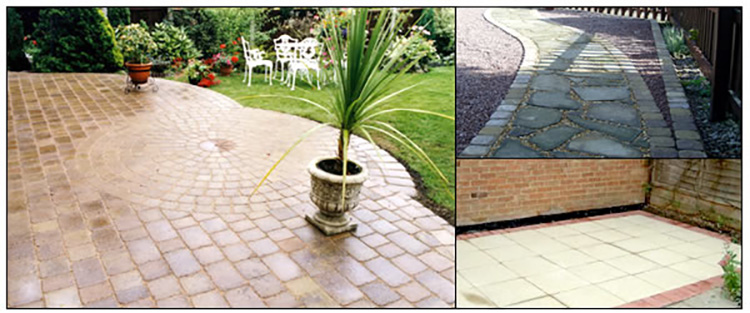 Patio services and laying in Dudley, Stourbridge and Brierley Hill