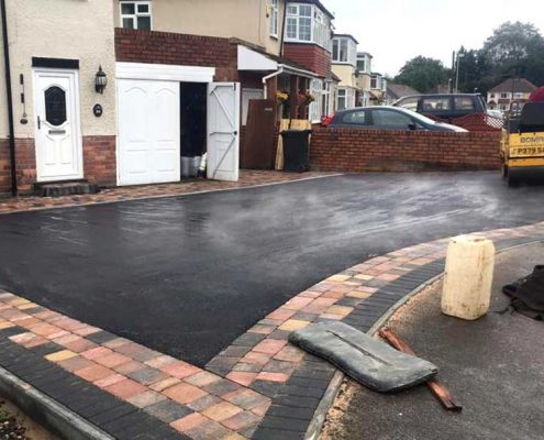 Tarmac Cobble and Block paving Halesowen